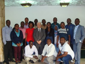 Fish culture development training course (15 May)