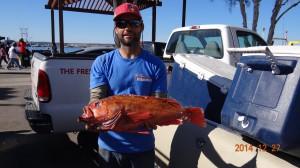 Kawika Chetron (Fish market in San Diego)