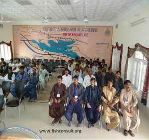 Promoting aquaculture in Pakistan (01)