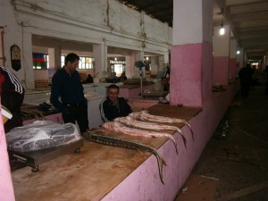 Fish marketing in Azerbaijan (01)